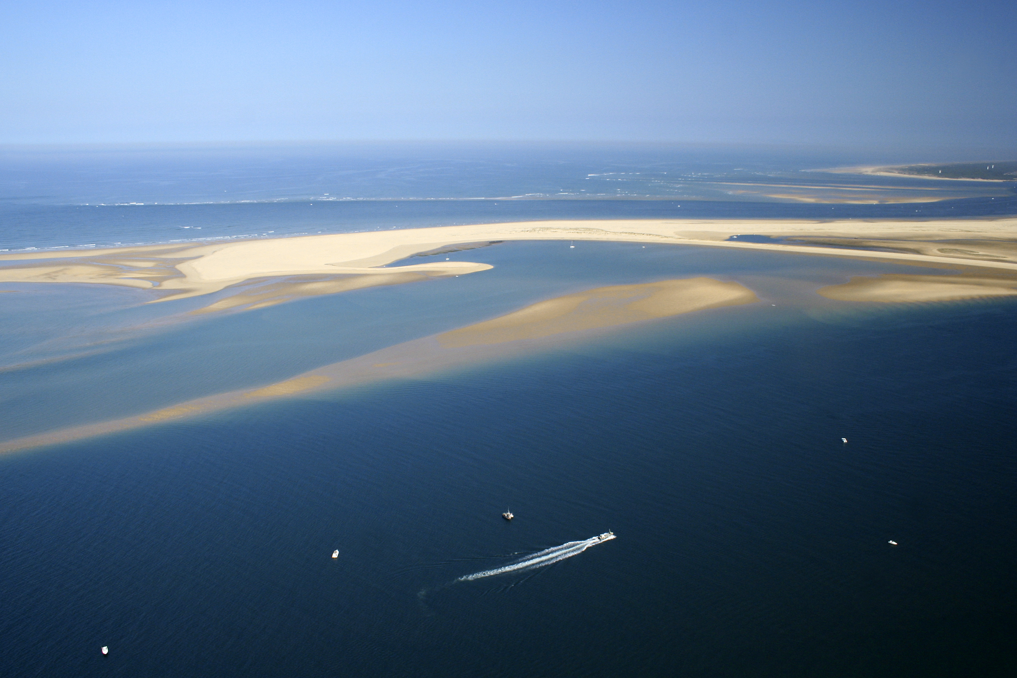 Banc Darguin Marque Bassin Arcachon