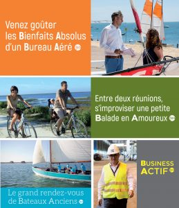 Brochure Marque Bassin d'Arcachon