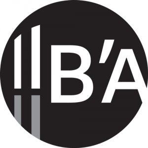 Logo noir et blanc de la Marque du Bassin d'Arcachon