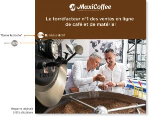MaxiCoffee - torréfacteur de café