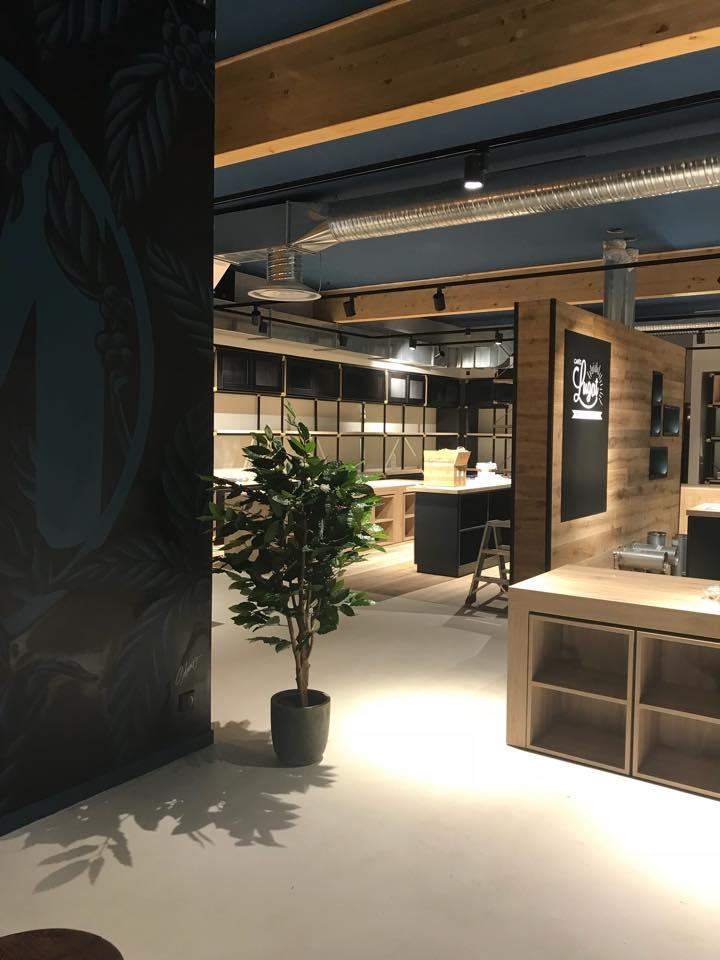 J - 1 avant l'ouverture du MaxiCoffee Store! - Marque ...
